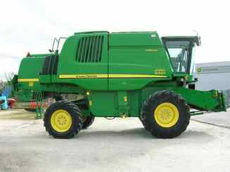 Moissonneuse batteuse John Deere MOISSONNEUSE BATTEUSE W540 HM - 2