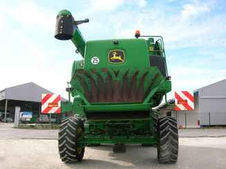 Moissonneuse batteuse John Deere MOISSONNEUSE BATTEUSE W540 HM - 3