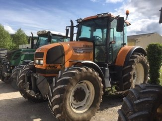 Tracteur agricole Renault ARES 815 RZ