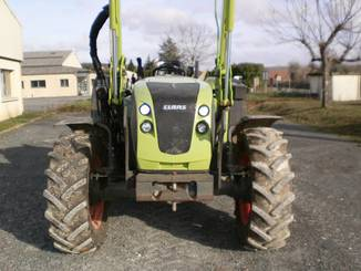 Tracteur agricole Claas ELIOS 230+CHARGEUR - 1