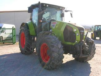 Tracteur agricole Claas ARION 620 - 2