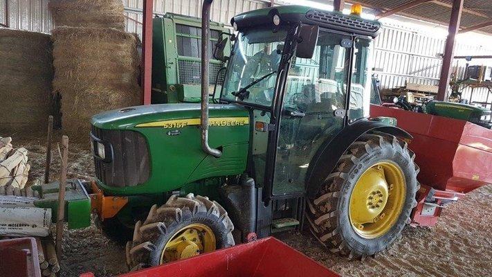 Tracteur Fruitier D Occasion En Vente Sur Guenon